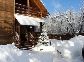 Guest House On Tsvetochnaya