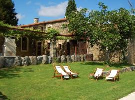 Casa De Abaixo, Melide (Moldes yakınında)