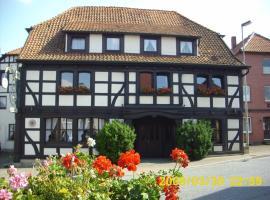 Schökel´s Hotel und Restaurant, Elze (Gronau yakınında)