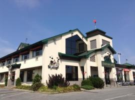 Auberge Hudson Inn, Rigaud