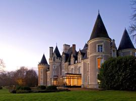 Hôtel Chateau Golf des Sept Tours by Popinns, Курсель-де-Туре