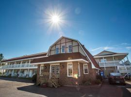 Canadas Best Value Inn & Suites, Summerside (Kensington yakınında)