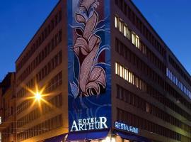Hotel Arthur, Helsinky