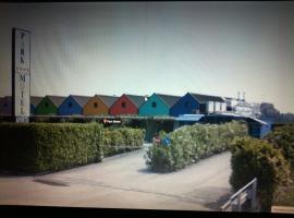 Park Motel, Castelleone (San Latino yakınında)