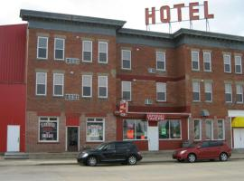 Imperial Hunter Hotel, Bassano (Brooks yakınında)