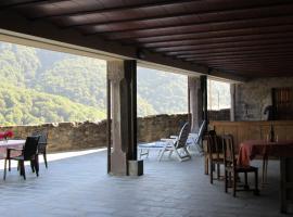Apartamentos Rurales Casa Baltasar, Monasterio De Hermo (рядом с городом Tablado)