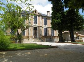 Manoir de La Bastide, Septfonds (рядом с городом Lavaurette)