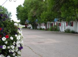 Bluebird Motel, Claresholm