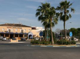 Hostal Renaul, Лебриха (рядом с городом Лас-Кабесас-де-Сан-Хуан)