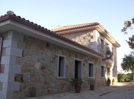 Apartamento Rural Albus Albi, Colmenar del Arroyo (Navalagamella yakınında)