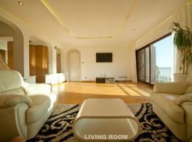 XXL Luxury Apartment &Top sea wiew