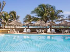 Villa del Mar Praia Hotel, Camocim (Maceió yakınında)