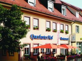 Querfurter Hof, Querfurt (Esperstedt yakınında)
