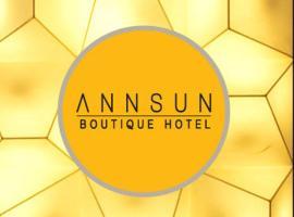 Annsun Boutique Hotels, Ченнаи (рядом с городом Adyār)