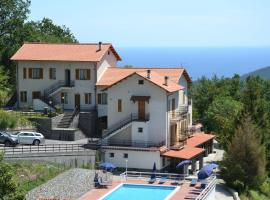 Belbea Tourist Resort **, Balestrino (Zuccarello yakınında)