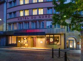 Hotel Du Nord, Aigle (Ollon yakınında)