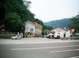 Hotel De Borleña, Borleña (Iruz yakınında)