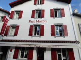 Hôtel et Résidence Parc Mazon-Biarritz