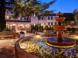 Fairmont Sonoma Mission Inn 4 Star Hotel