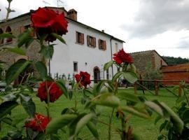 Agriturismo Villalba, Arezzo (Monistero Saccione yakınında)