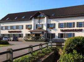 Landhotel Trakehnerhof, Eppendorf (Großhartmannsdorf yakınında)