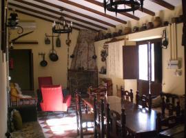 Casa Rural La Loma, Cabeza del Buey (Benquerencia de la Serena yakınında)
