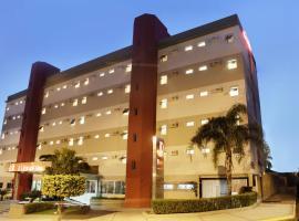JR Hotel, Presidente Prudente (Noite Negra yakınında)