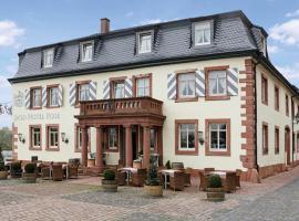 Jagdhotel Rose, Miltenberg (Großheubach yakınında)