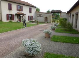Auberge Des Chanoines, Aigueperse (рядом с городом Châtenay)