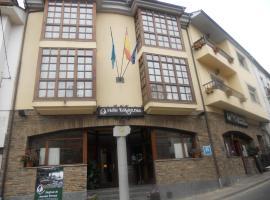 Hotel Taramundi, Taramundi