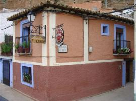 El Canton, Los Fayos (Santa Cruz de Moncayo yakınında)