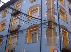 Pensión Santa Marta, Калатаюд (рядом с городом Савиньян)