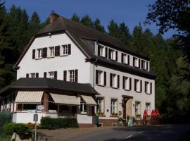 Hostellerie de la Vallée, Heffingen