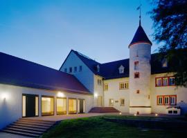 Kloster Höchst - Jugendbildungsstätte und Tagungshaus der EKHN, Höchst im Odenwald (Ober-Nauses yakınında)