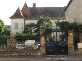 Maison Porte del Marty, Lalinde (рядом с городом Бадфоль-сюр-Дордонь)