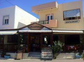 Marina Apartments, Hersonissos (Near Analipsi)
