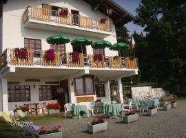 Locanda Alpe Quaggione Trattoria Con Camere, Omegna (Valstrona yakınında)