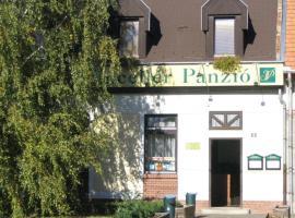 Vincellér Panzió és Étterem, Gyöngyös (рядом с городом Abasár)