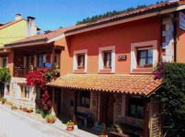 Casa Rural Casa Pipo, Sales