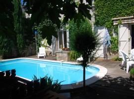La Maison de Lise, Cajarc (рядом с городом Salvagnac-Cajarc)