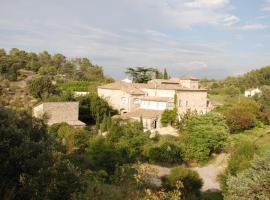 Gîtes Les Jardins Du Mas Evesque, Rousson (рядом с городом Saint Julien Les Rosiers)