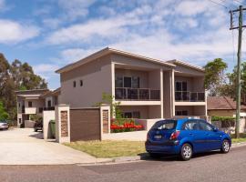 Bluegum Apartments Newcastle