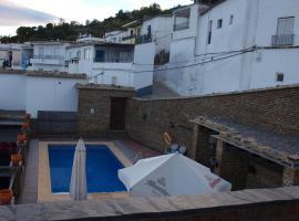 Apartamentos El Mirador, Берчулес (рядом с городом Хувилес)