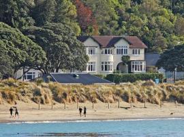 Beachfront Wellington Bed and Breakfast