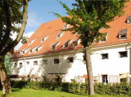Hotel Orphée Andreasstadel, Regensburg