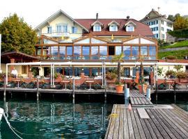 Hotel Ristorante Stella del Lago, Thun (Oberhofen am Thunersee yakınında)