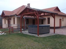 Napfénydomb Vendégház, Mátraszele (рядом с городом Bárna)