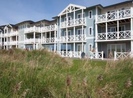 Cape Helius Beach Hotel, Hellevoetsluis