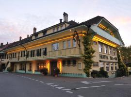 Hôtel Restaurant Cave Bel-Air, Praz