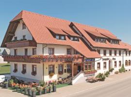 Hotel Landgasthof Kranz, Hüfingen (Fürstenberg yakınında)